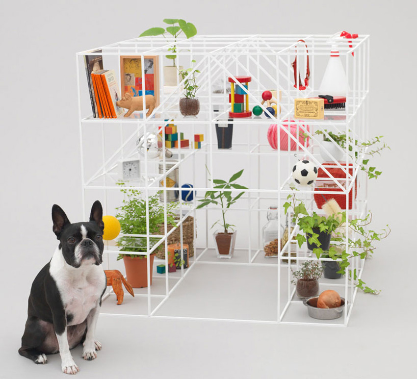 Architecture for Dogs curated by Kenya Hara | Yellowtrace