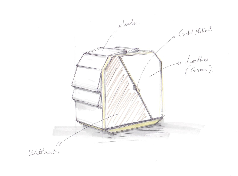 Artichoke Sketch by david/nicolas | Yellowtrace