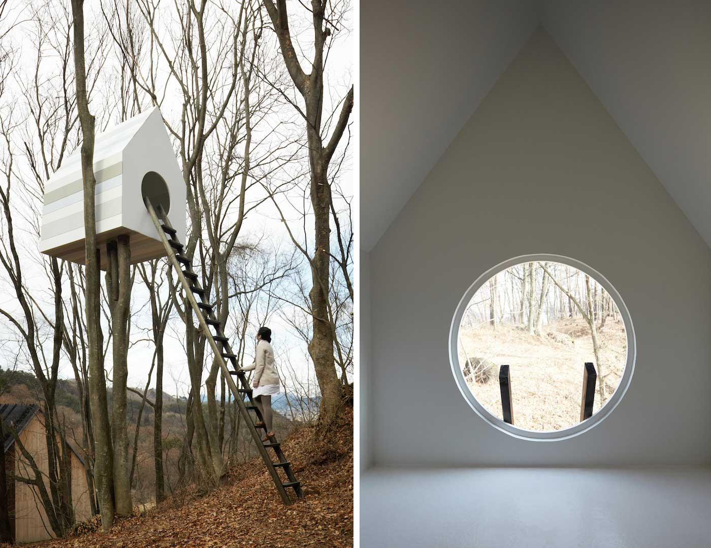 Bird Apartment by Nendo | Yellowtrace
