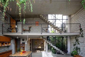 Casa Maracana in Sao Paulo, Brazil by Terra e Tuma Arquitetos Associados | Yellowtrace