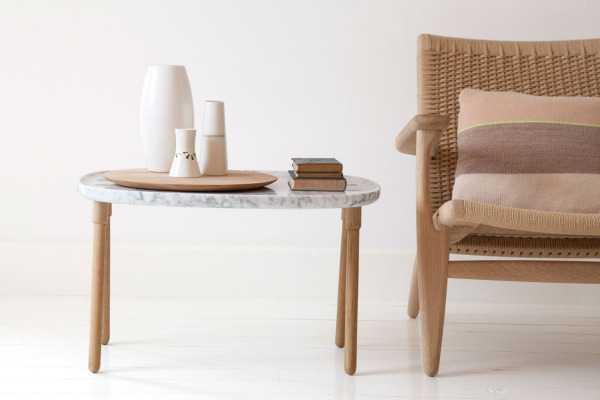 Cloud Tables by Frag Woodall   Yellowtrace