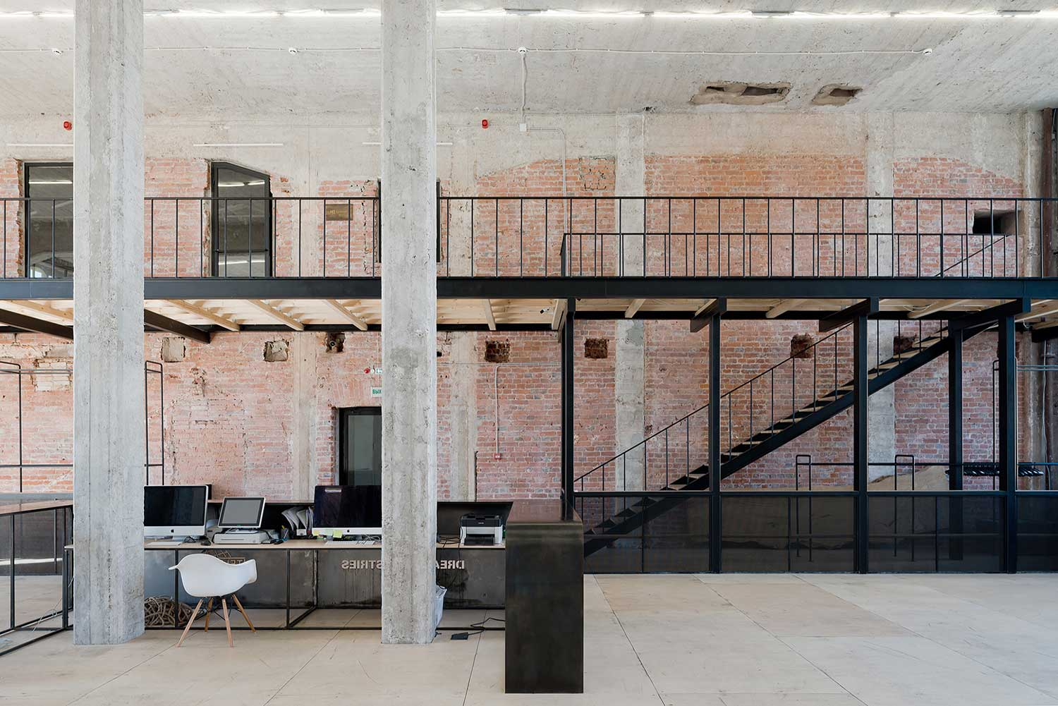DI Telegraph by Archiproba | Yellowtrace