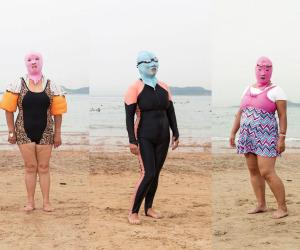 Facekinis by Peng & Chen | Yellowtrace
