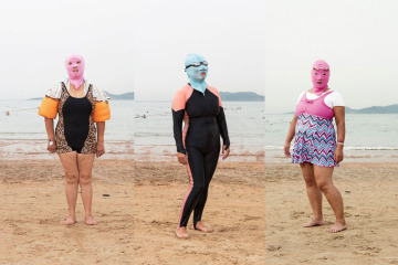 Facekinis by Peng & Chen | Yellowtrace
