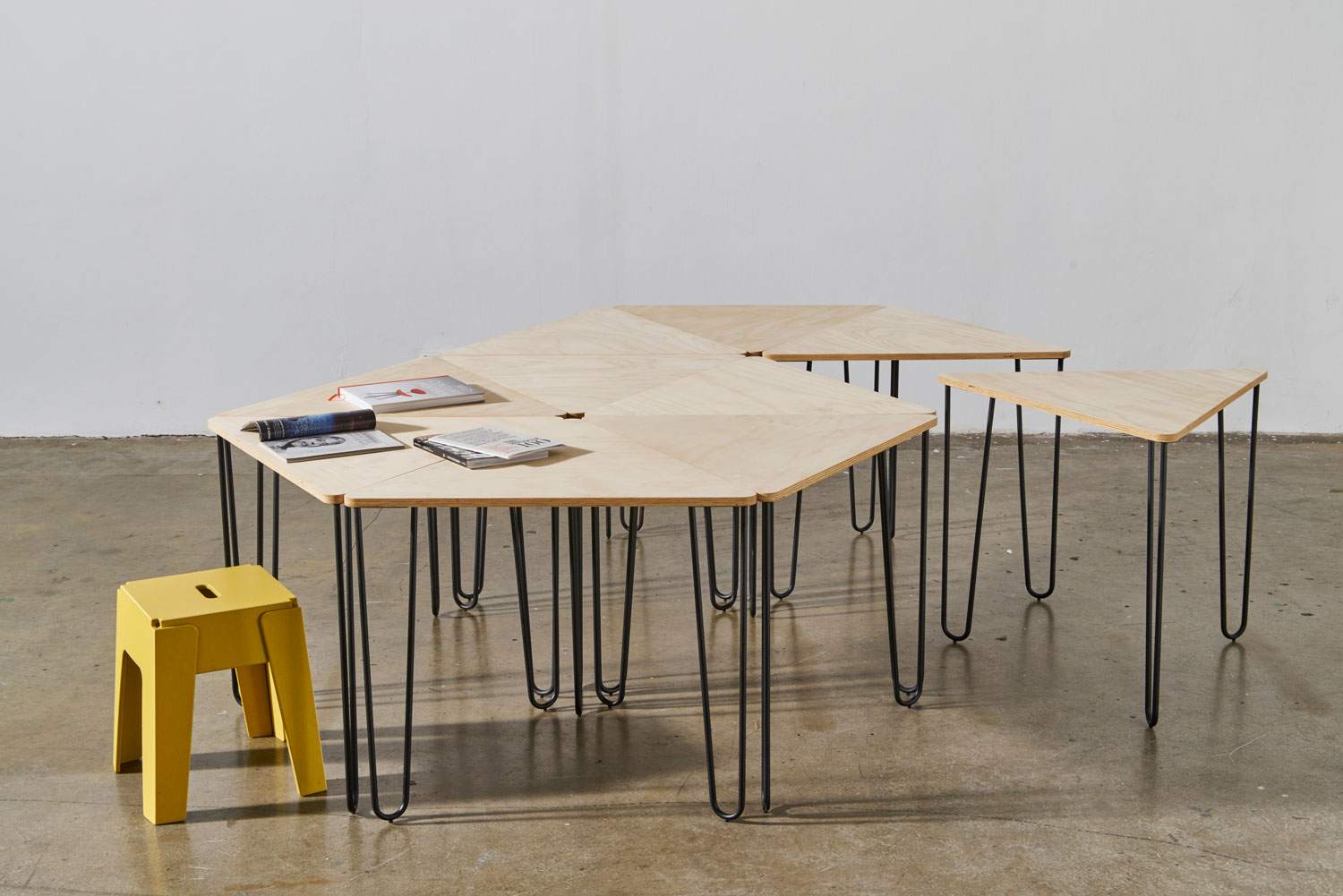 Fractal Dining Table by Design by Them | Yellowtrace