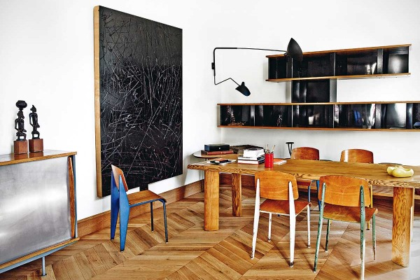 Heritage Apartment in Barcelona | Yellowtrace