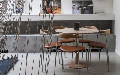 Hotel SP34 Designed by Morten Hedegaard // Copenhagen, Denmark | Yellowtrace