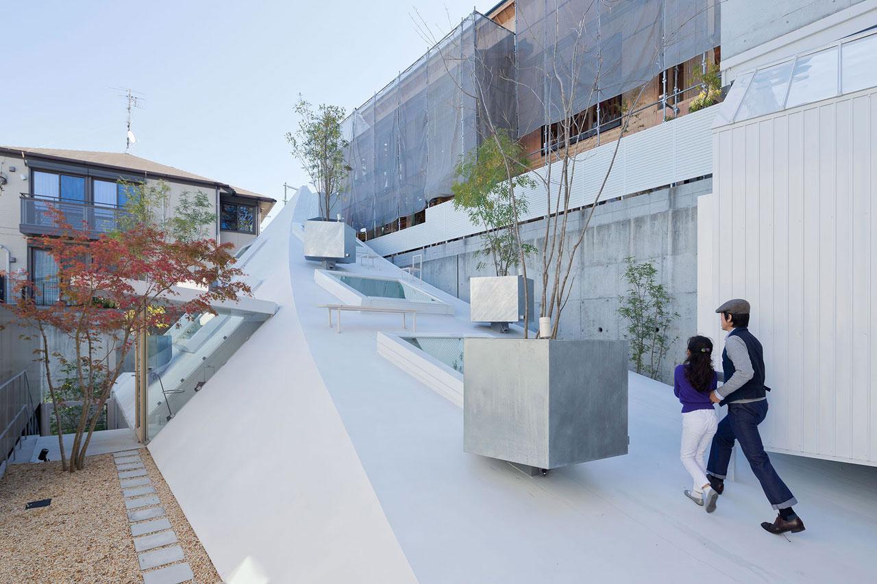 House K in Hyogo by Sou Fujimoto / Photo © Iwan Baan | Yellowtrace
