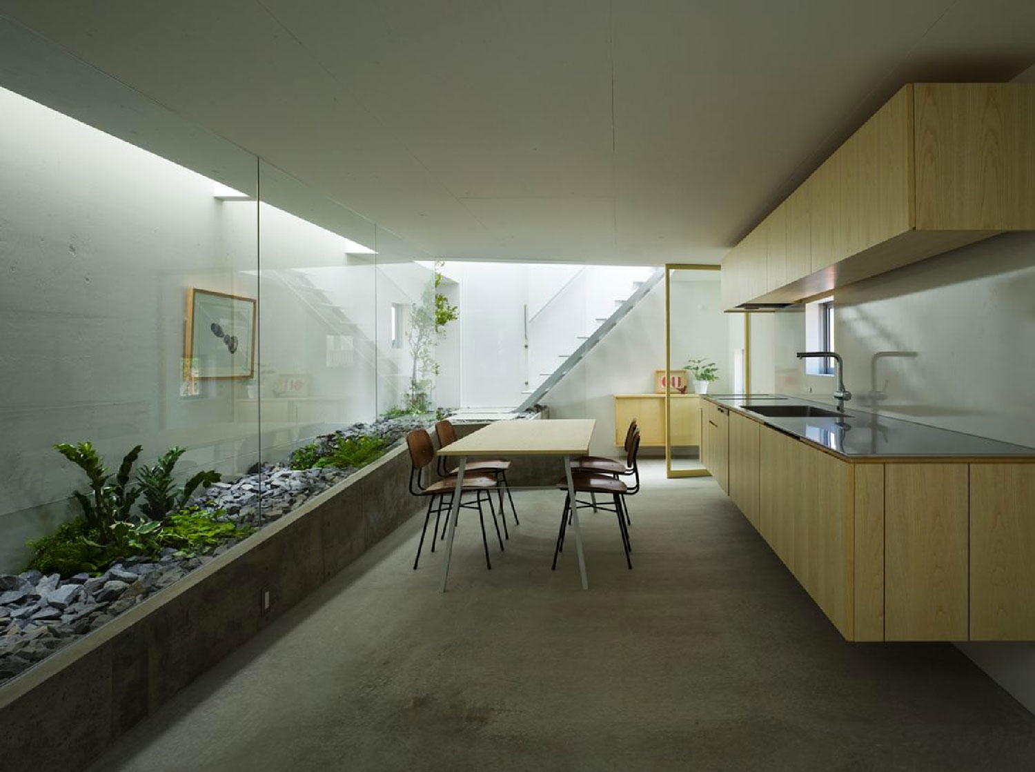 House in Moriyama by Suppose Design Office | Yellowtrace