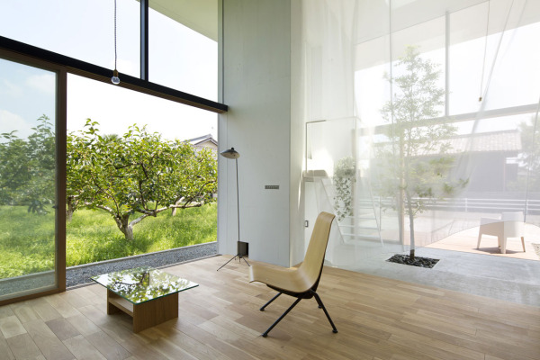 House in Ohno by Airhouse Design Office   Yellowtrace