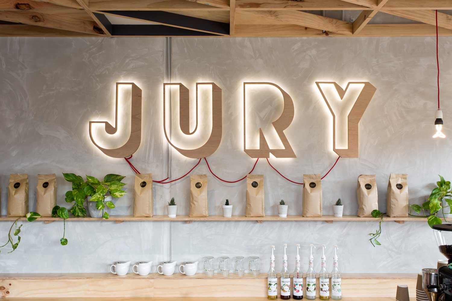 Jury Cafe in Melbourne by Biasol | Yellowtrace