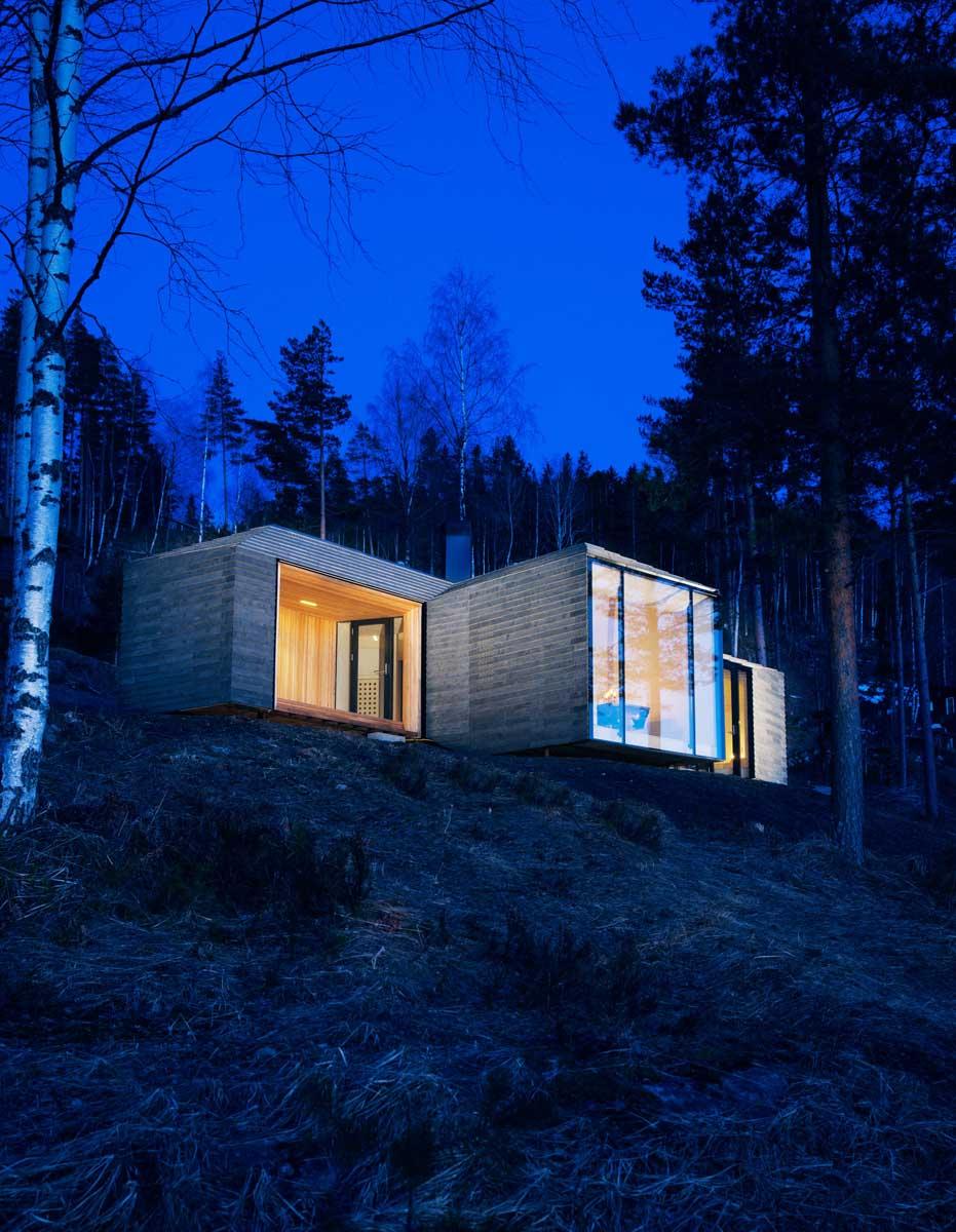 Norderhov Cabin in Norway by AtelierOslo | Yellowtrace