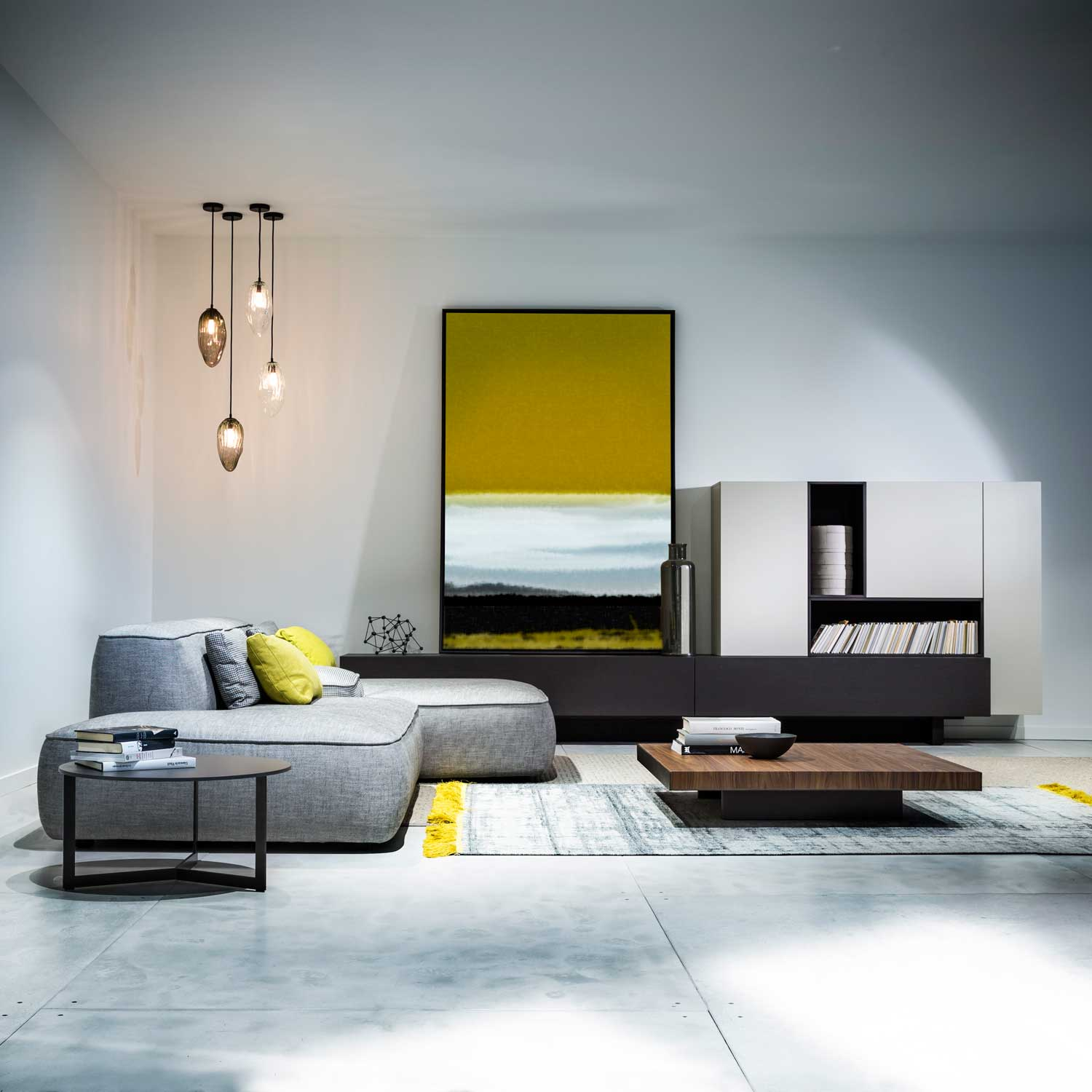 Rogerseller Introduces Luxury Living Systems From Lema