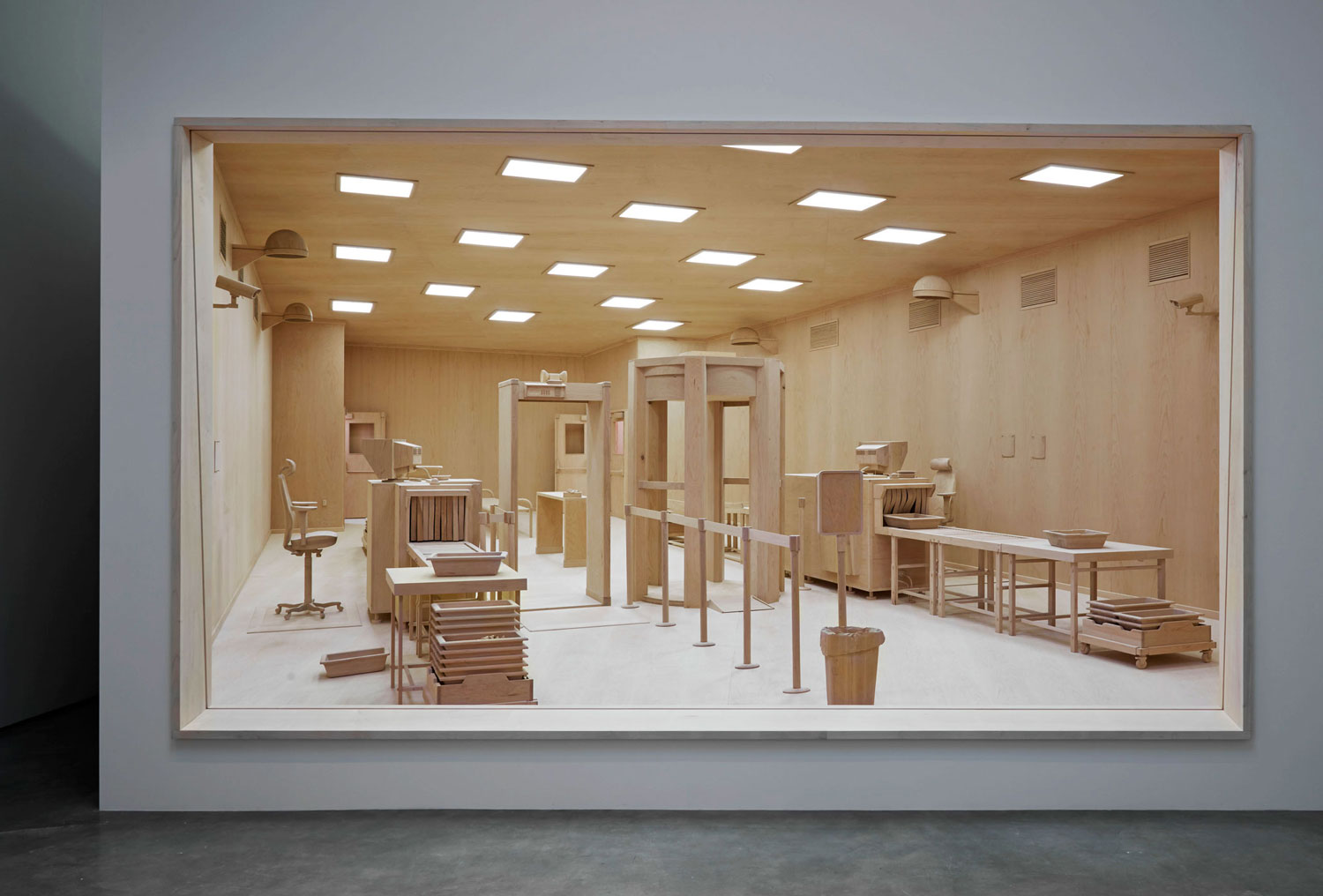 Denuded Lens by Roxy Paine | Yellowtrace