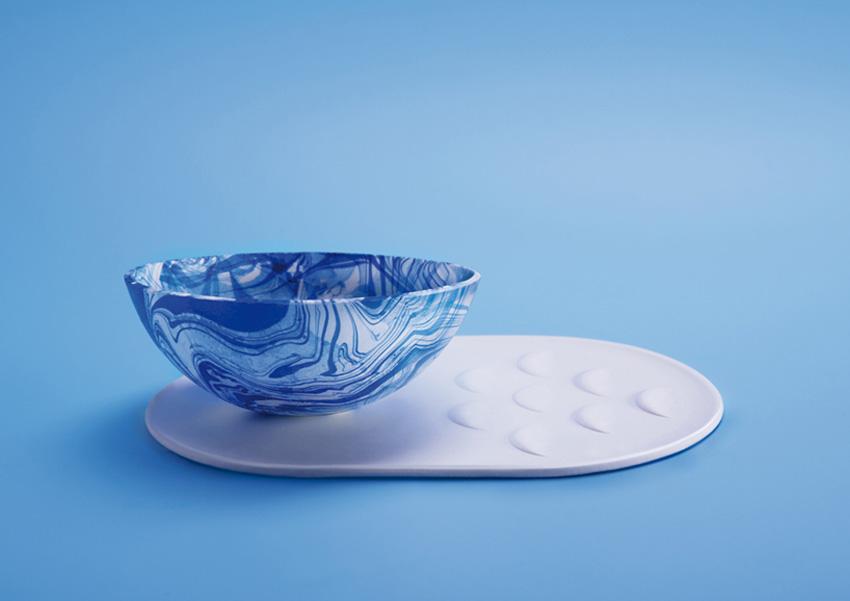 Self Cleaning Tableware & Ekoportalby Tomorrow Machine | Yellowtrace