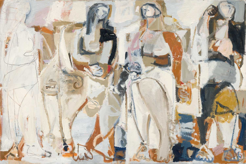 The Conversation by Sylvia McEwan | Yellowtrace