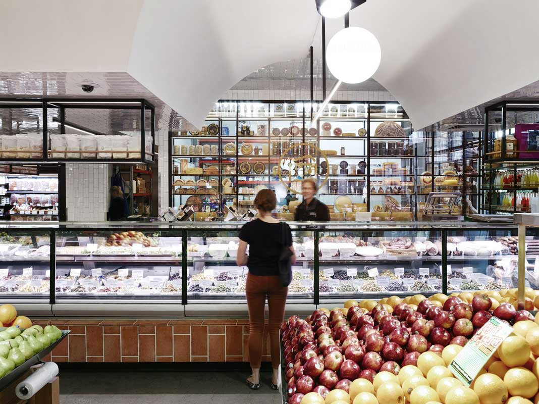The Standard Market Company Newstead by Richards & Spence / Photo by Toby Scott | Yellowtrace