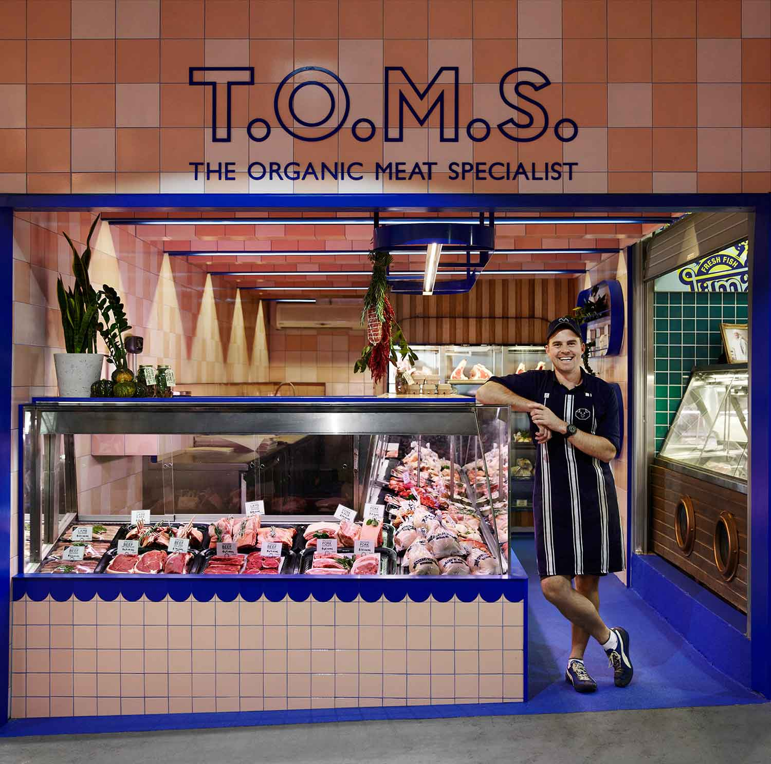 T.O.M.S Butcher by Flack | Yellowtrace
