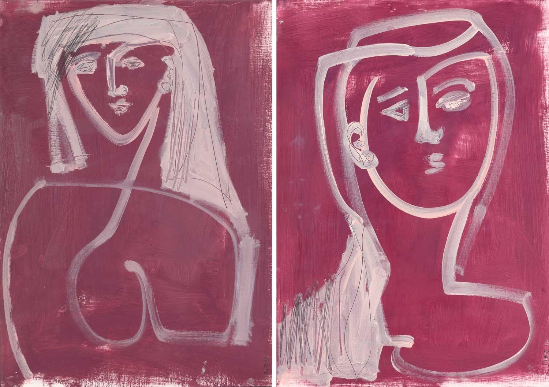 Woman by Sylvia McEwan | Yellowtrace