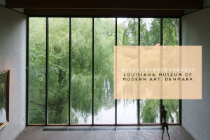 #YellowtraceTravels to Louisiana Museum of Modern Art, Denmark