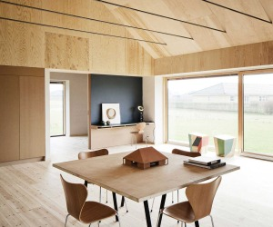 Brick House by LETH & GORI   Yellowtrace