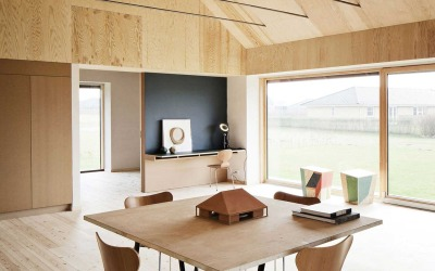 Brick House by LETH & GORI | Yellowtrace