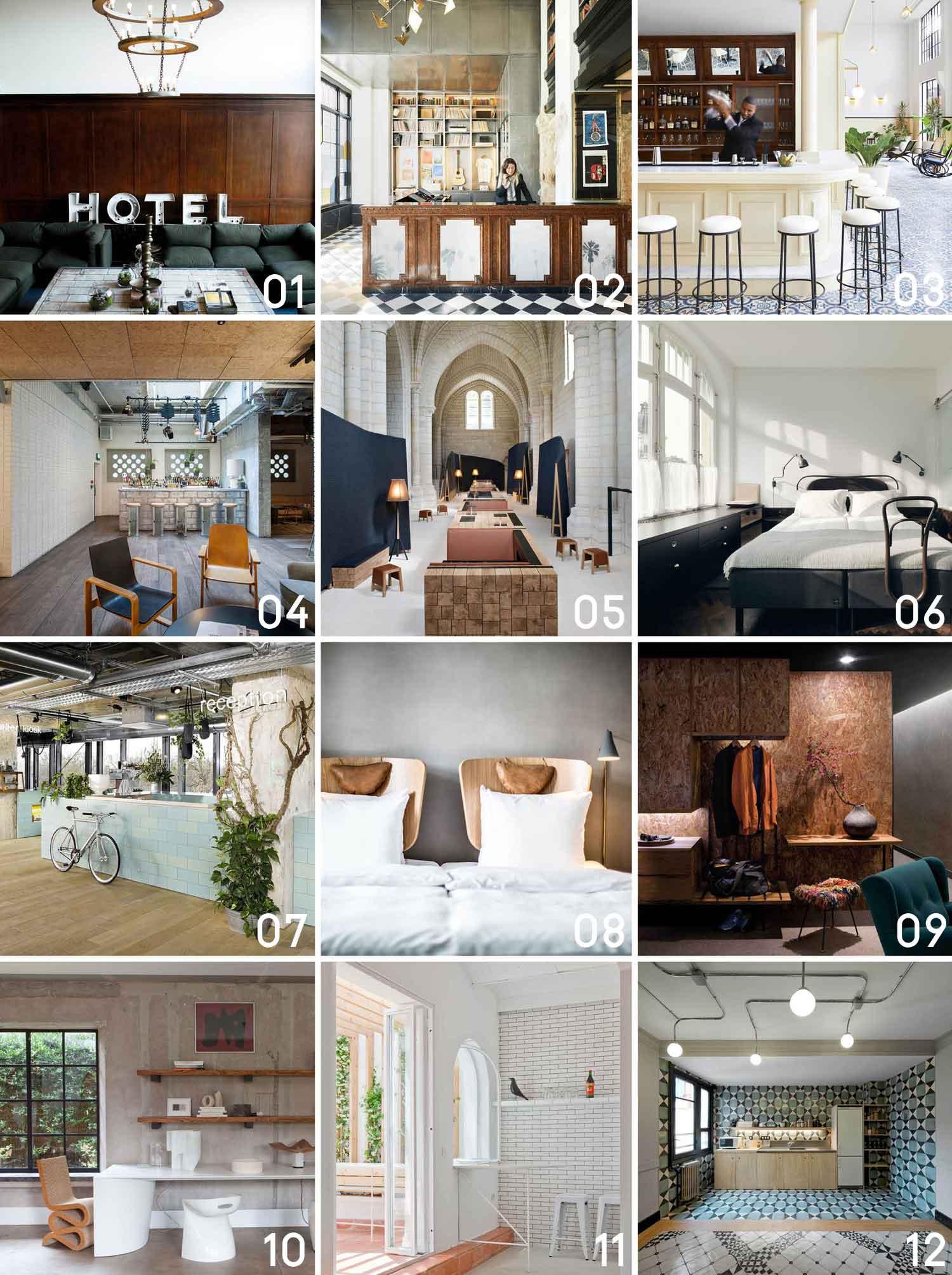 Hotel Interior Design 2014 Archives | Yellowtrace