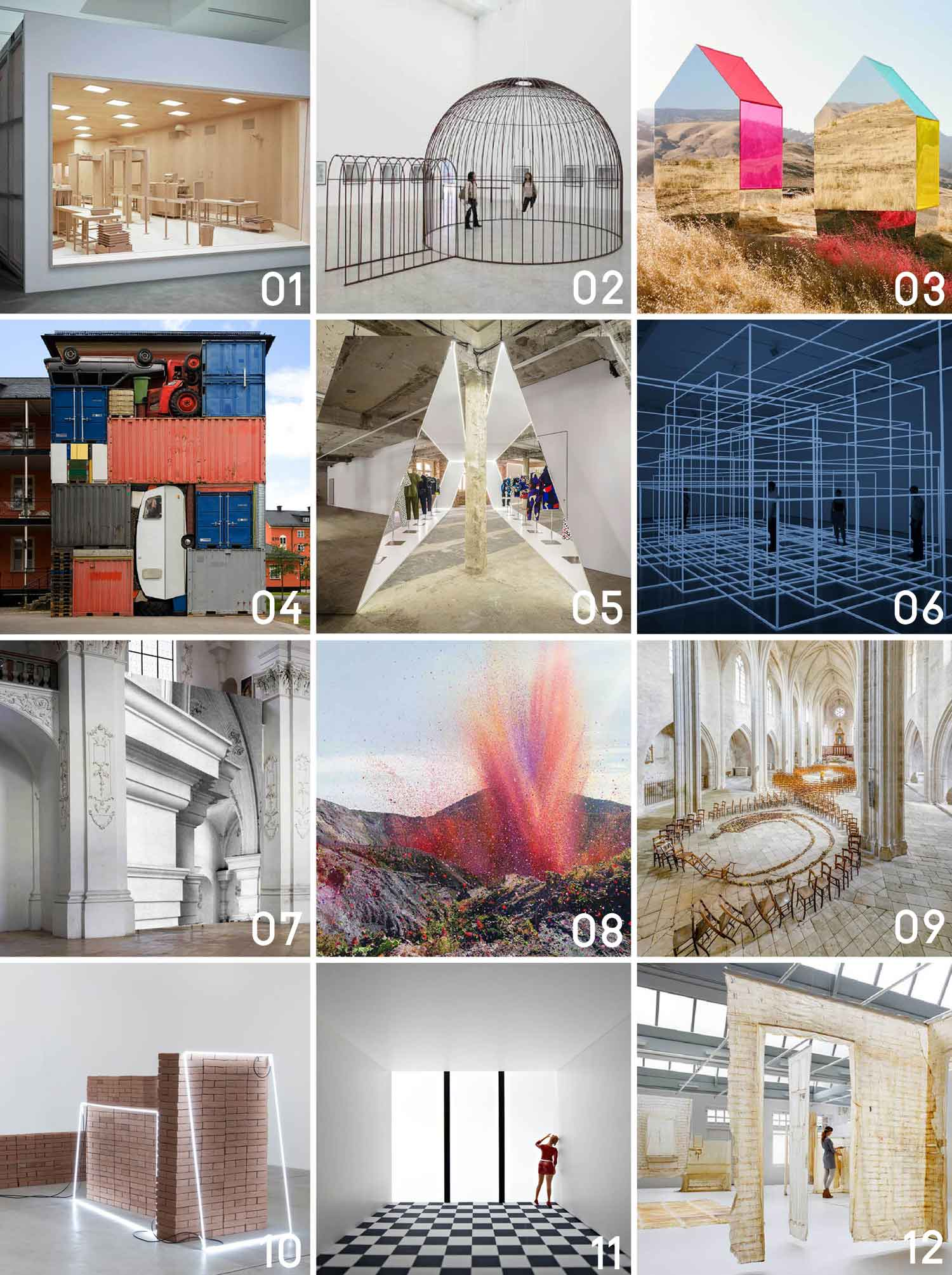 Installations, Set Design & Photography Yellowtrace 2014 Archives