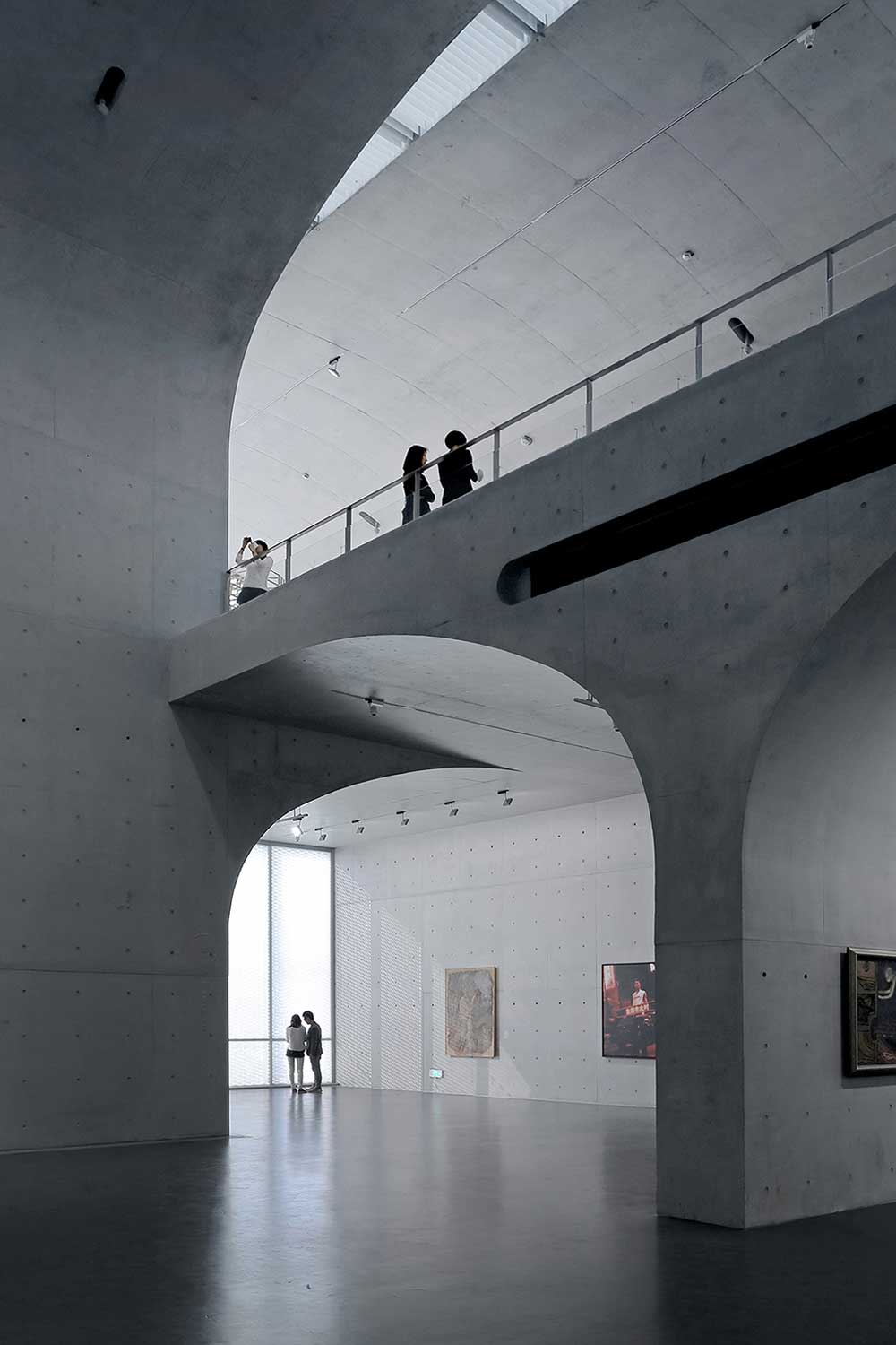 Art Car Museum >> Long Museum West Bund by Atelier Deshaus | Yellowtrace