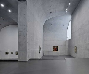 Long Musuem West Bund by Atelier Deshaus   Yellowtrace