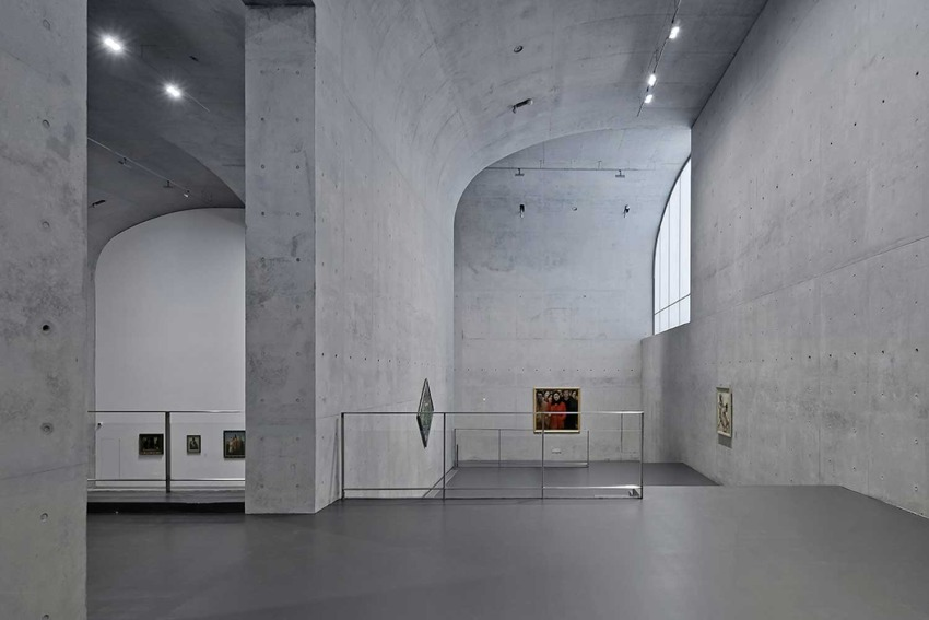 Long Musuem West Bund by Atelier Deshaus | Yellowtrace