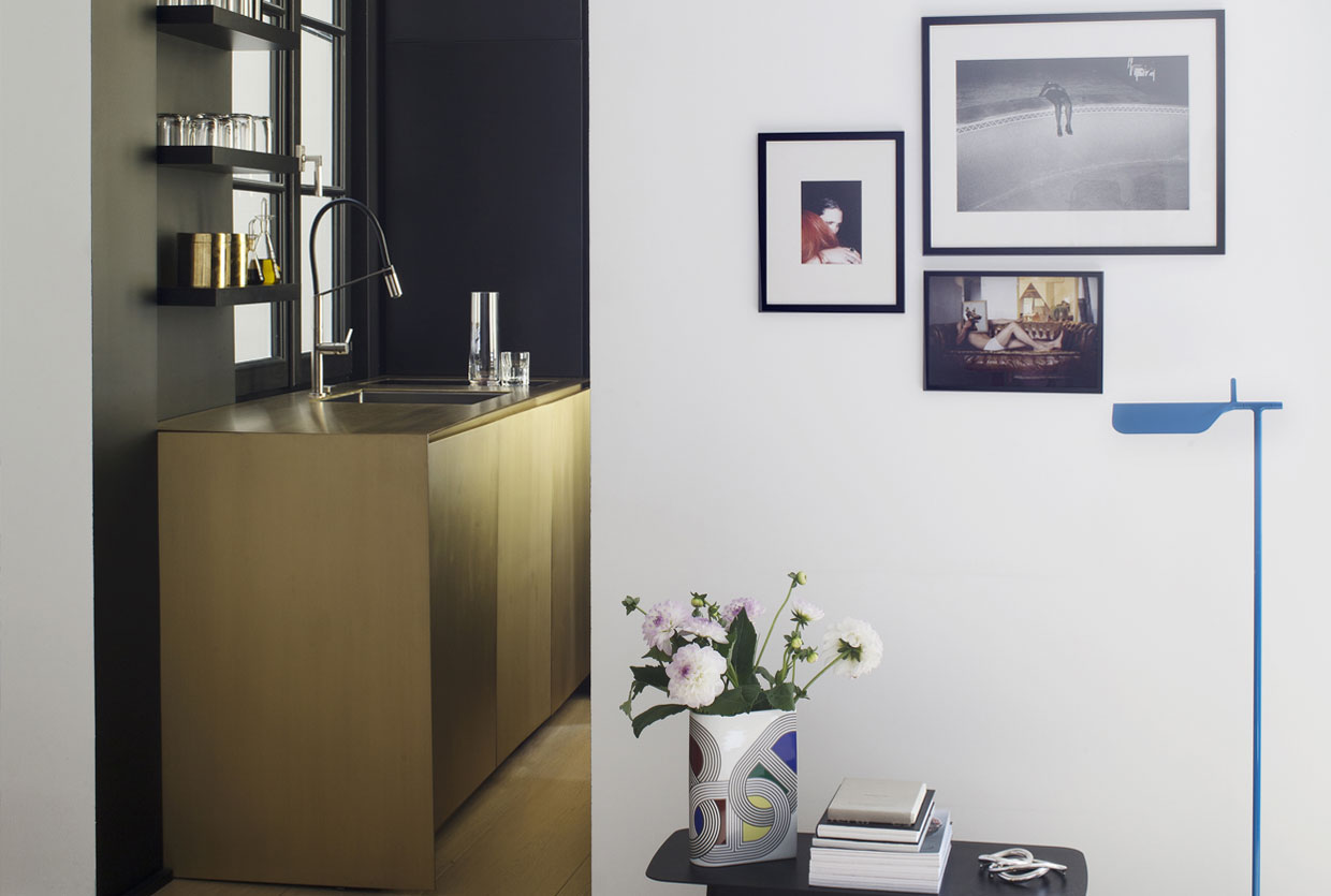 Apartment 108 in Paris by Rodolphe Parente | Yellowtrace