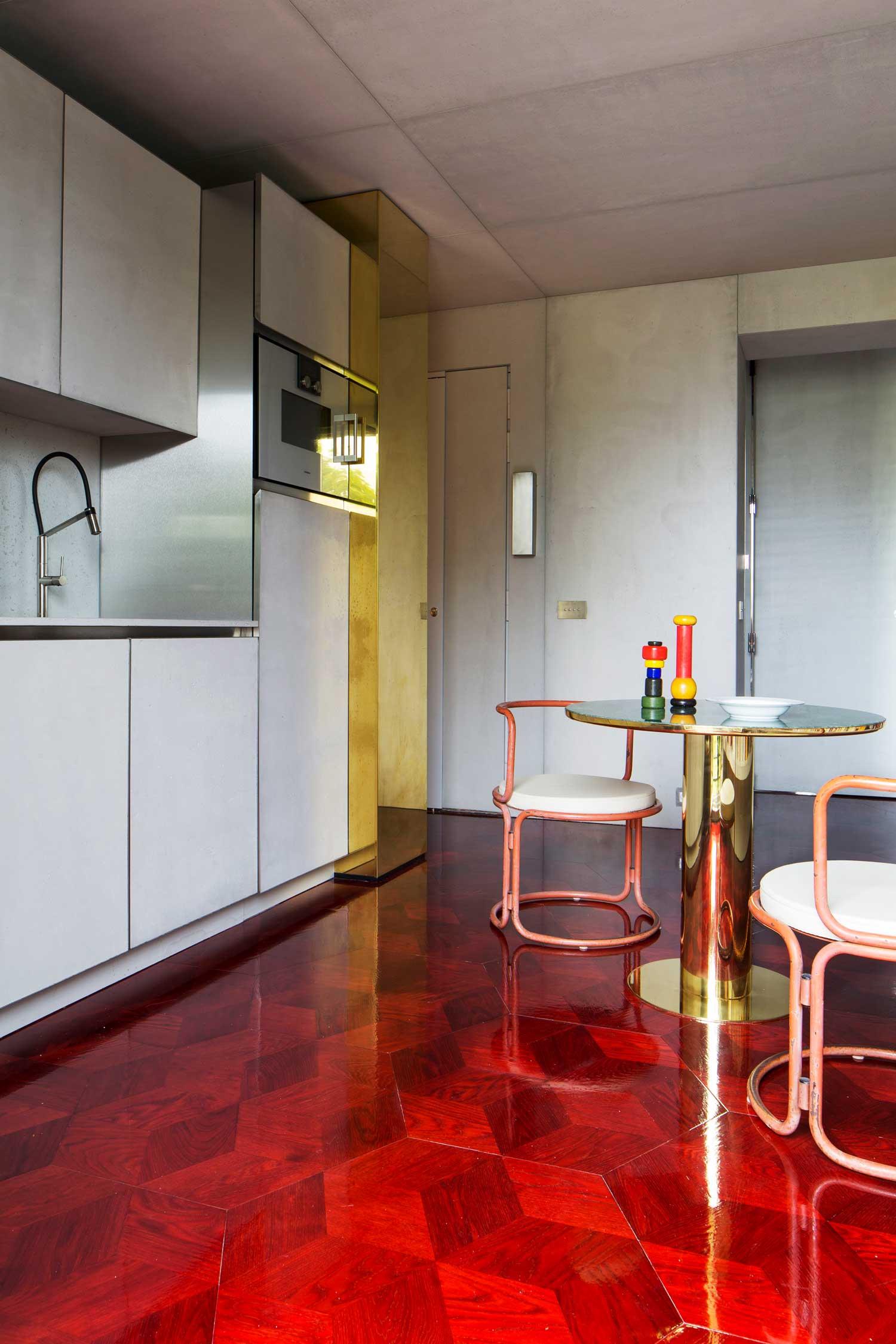 Concrete Flat By Rodolphe Parente Paris Yellowtrace