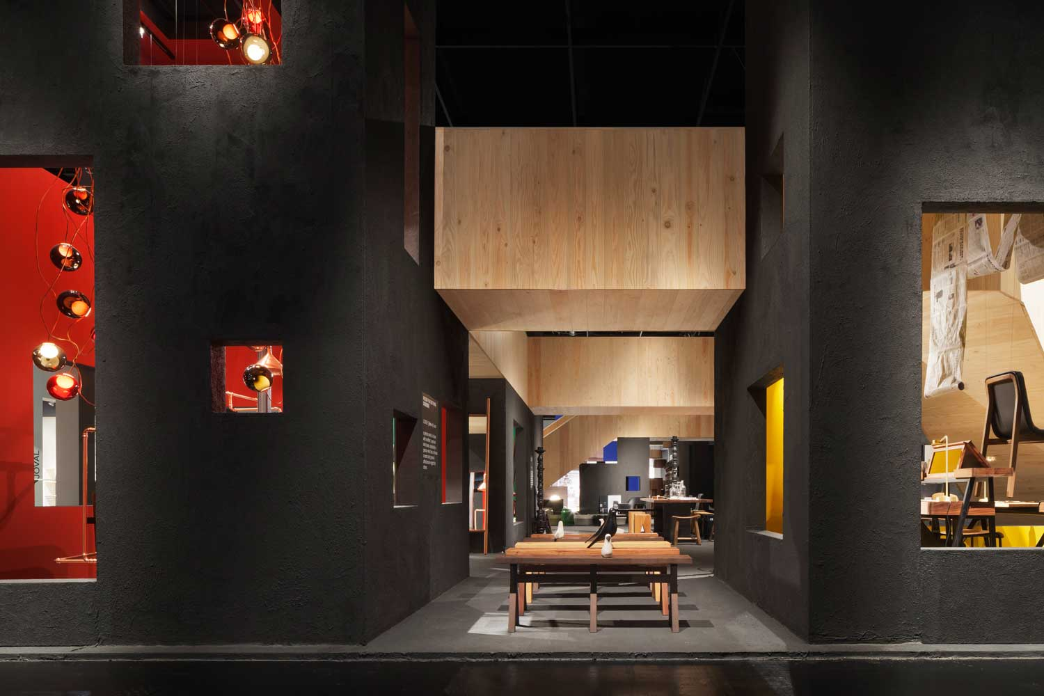 Das Haus at IMM Cologne 2015 | Yellowtrace