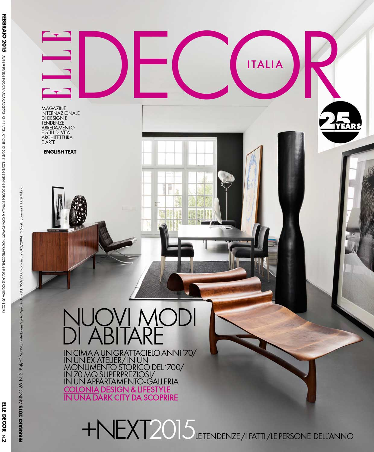 Dana Tomic Hughes Yellowtrace Interview In Elle Decor Italia