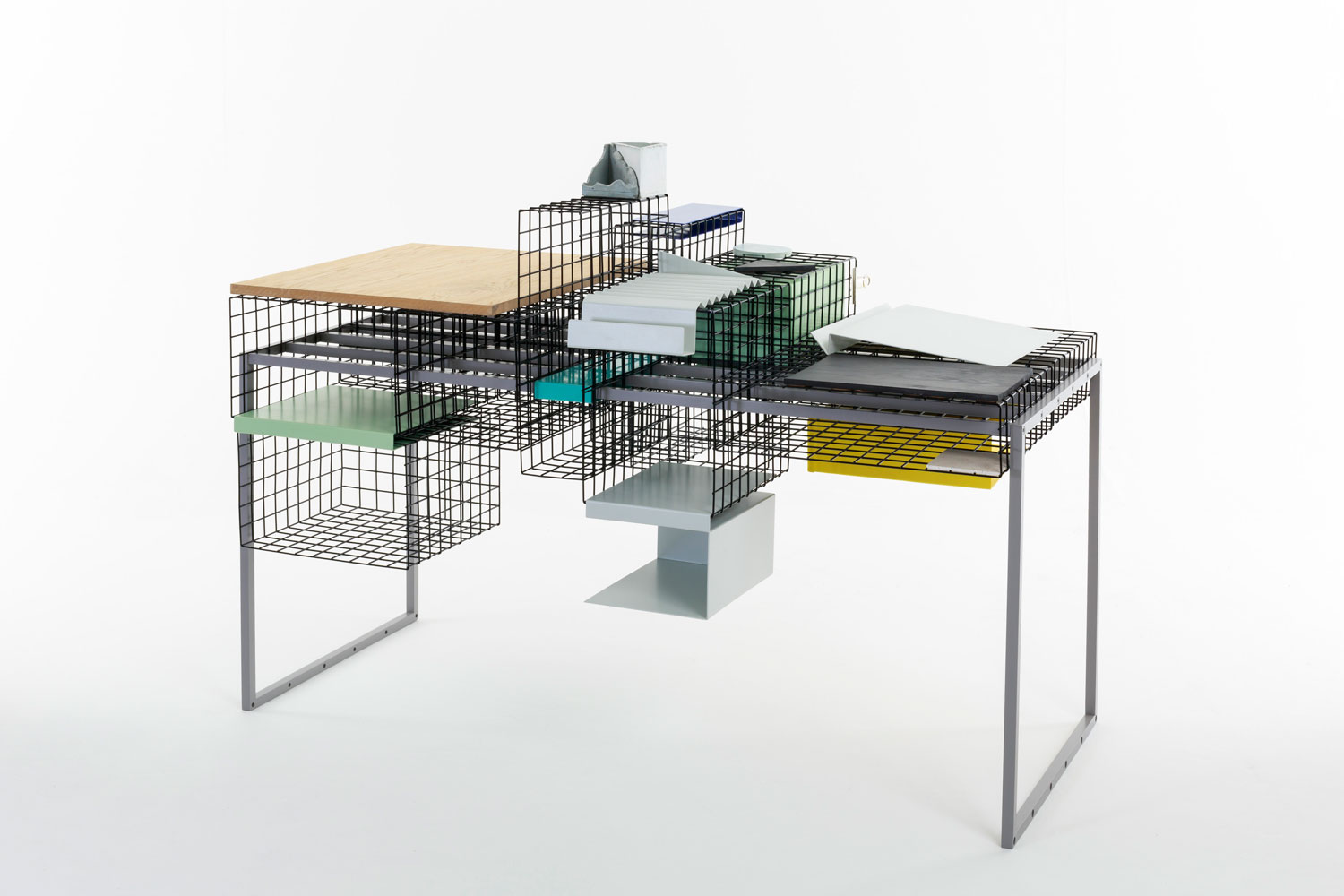 Grid System by Ying Chang | Yellowtrace