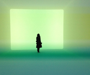 James Turrell Exhibition at The National Art Gallery of Australia, Canberra | Yellowtrace