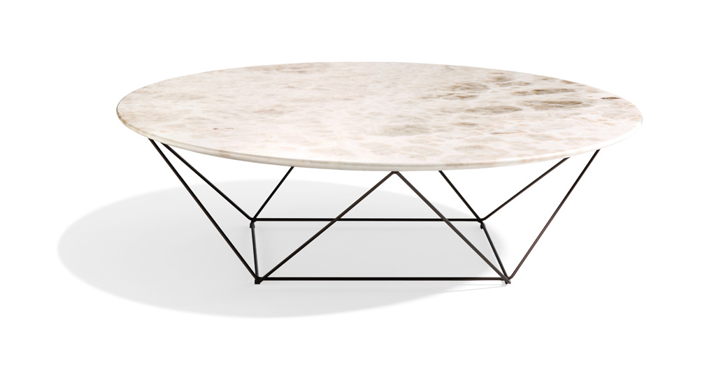 Joco Stone Beistelltische at IMM Cologne 2015 | Yellowtrace