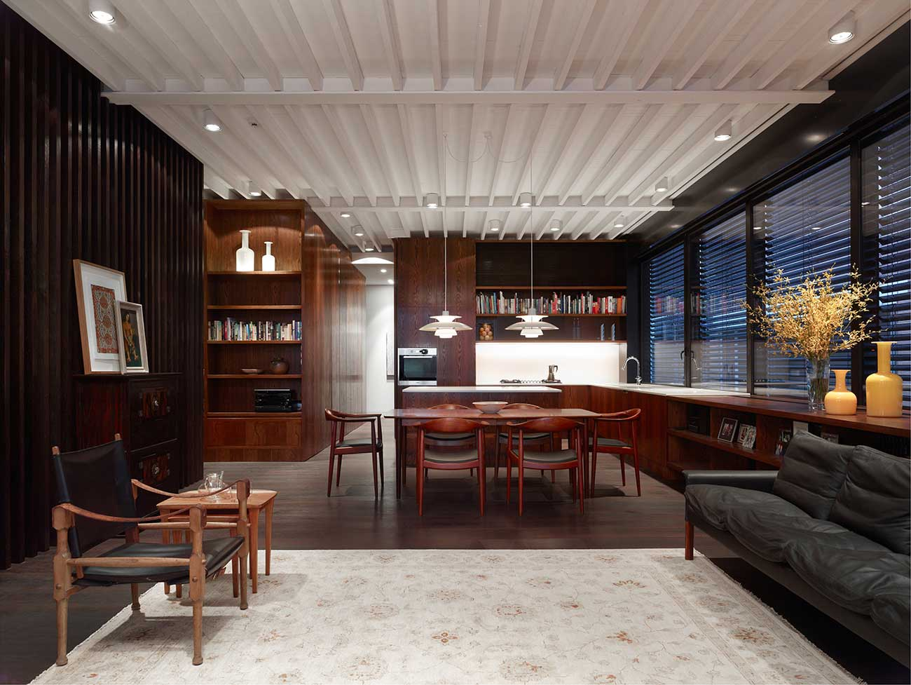 Macarthur Place by Layan Design. Peter Clarke Photography | Yellowtrace