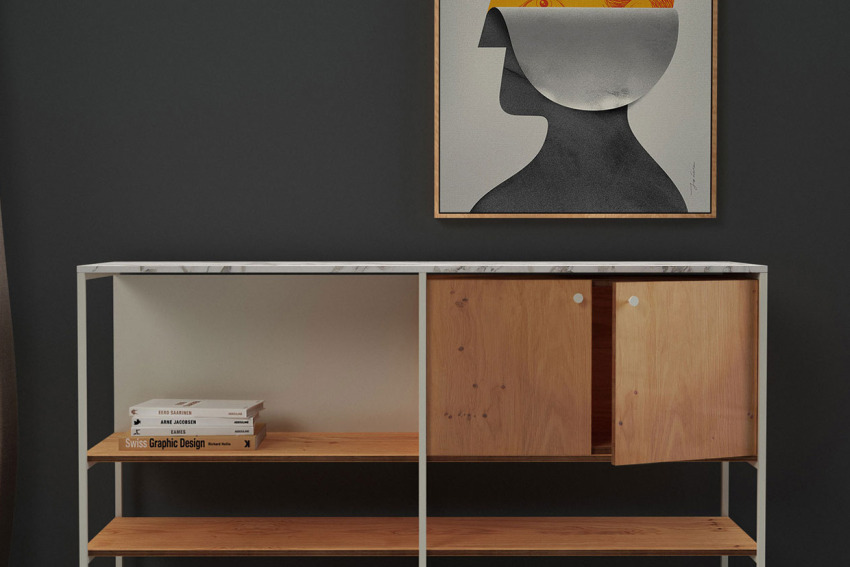 Modiste Furniture | Yellowtrace