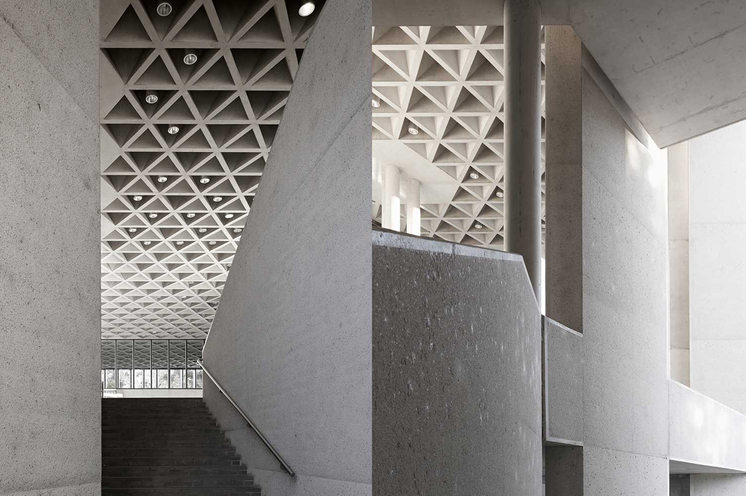 National Gallery of Australia, Canberra by Edwards Madigan Torzillo Briggs. Peter Clarke Photography | Yellowtrace