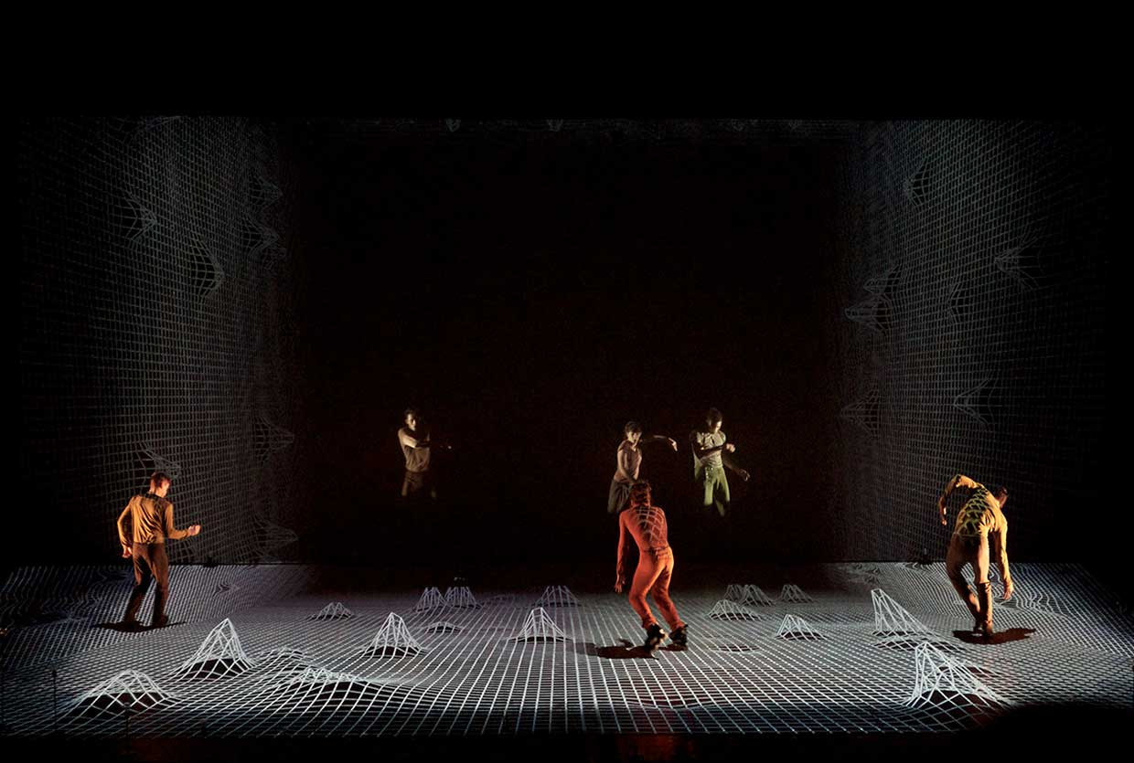 Pixel: Dance Performance Meets Interactive Digital Projection | Yellowtrace