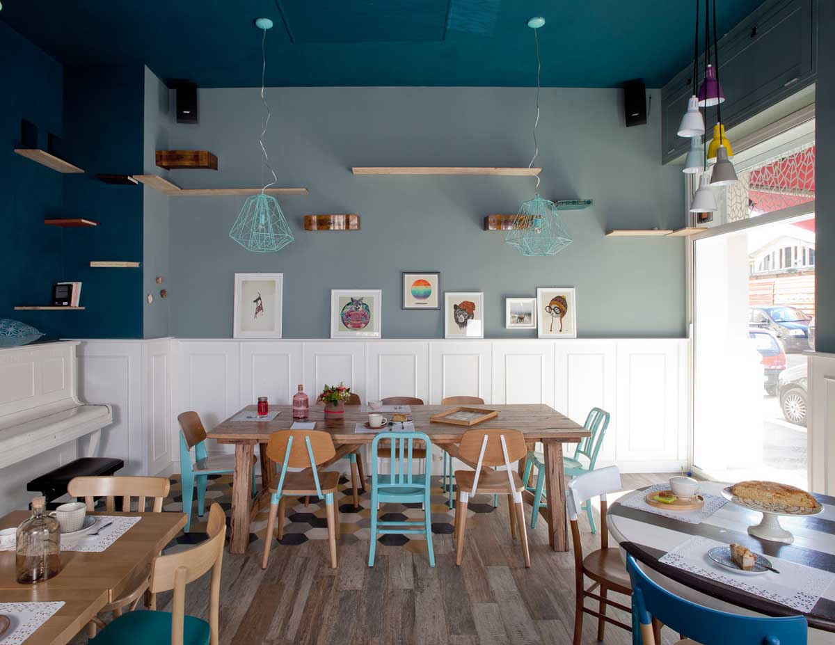 Romeow Cat Bistrot by Tommaso Guerra | Yellowtrace