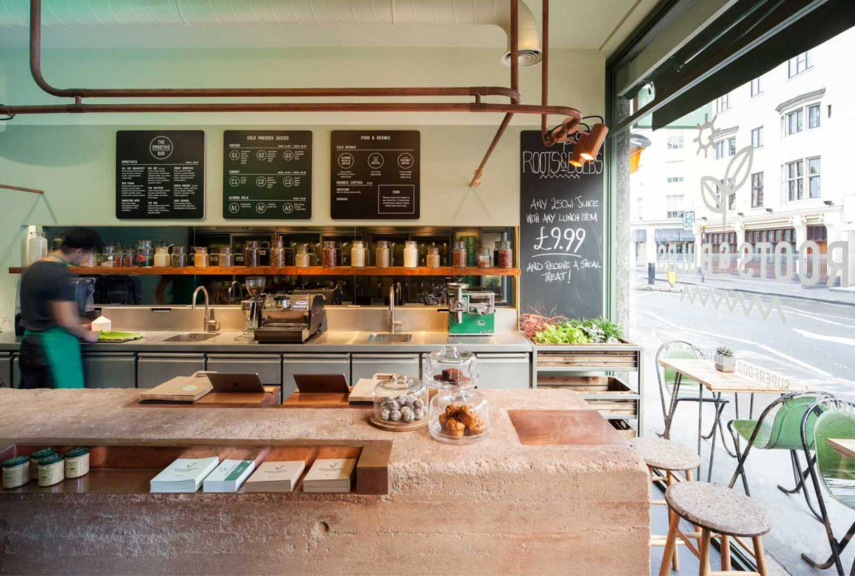 Roots Bulbs London By K Studio Yellowtrace