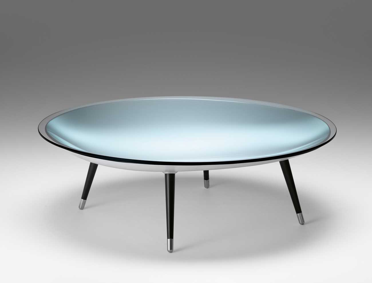 Roy Coffee Table by Doriana e Massimiliano Fuksas for Fiam Italia IMM Cologne 2015 | Yellowtrace