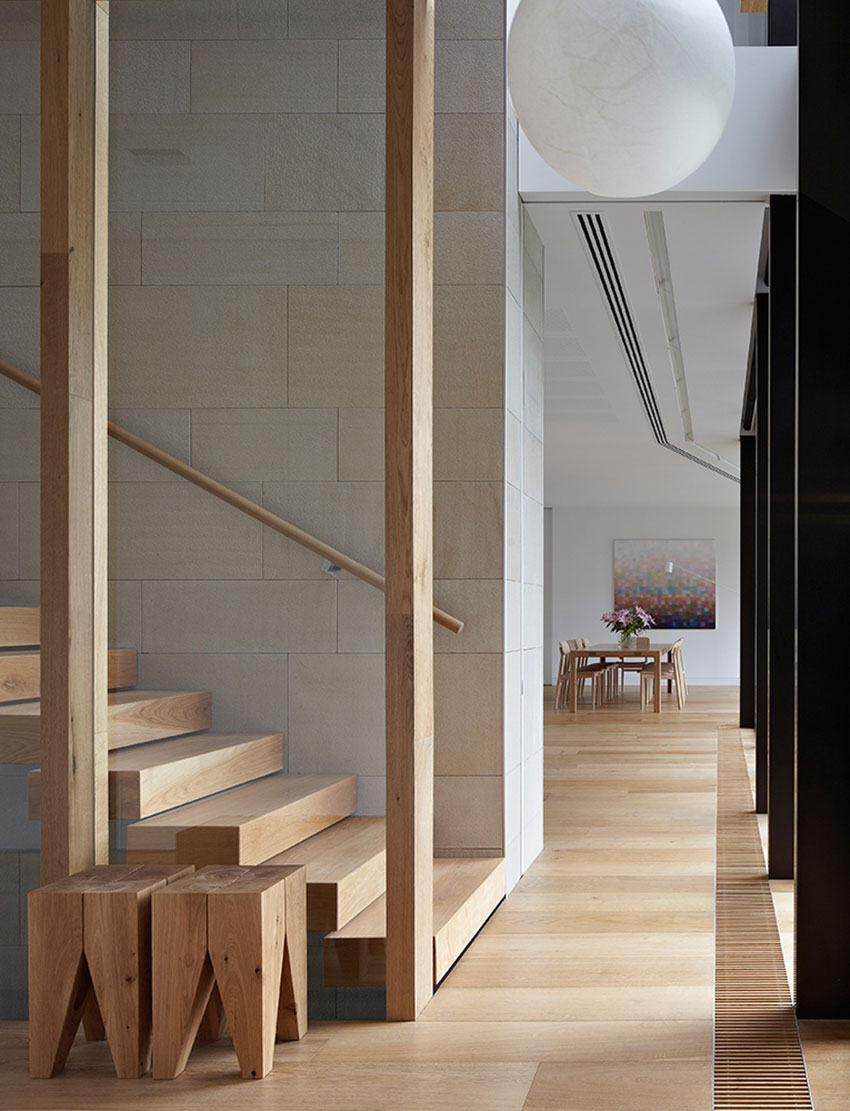 Shrouded House by Inarc Architects. Peter Clarke Photography | Yellowtrace