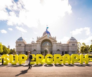 Supergraph Contemporary Graphic Art & Design Fair in Melbourne | Yellowtrace