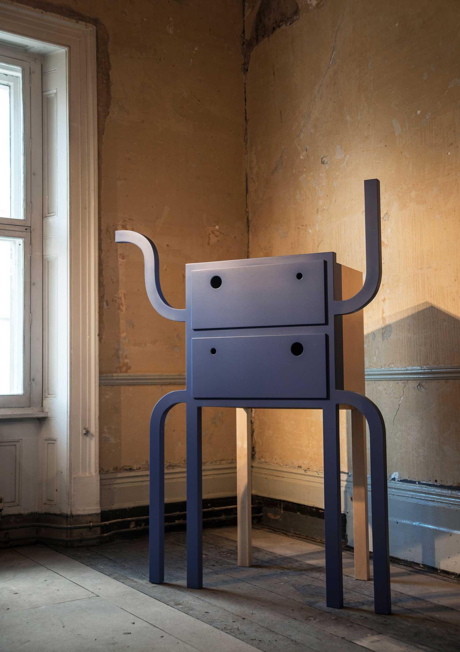 The Buffoon by Ana Jimenez Palomar | Yellowtrace