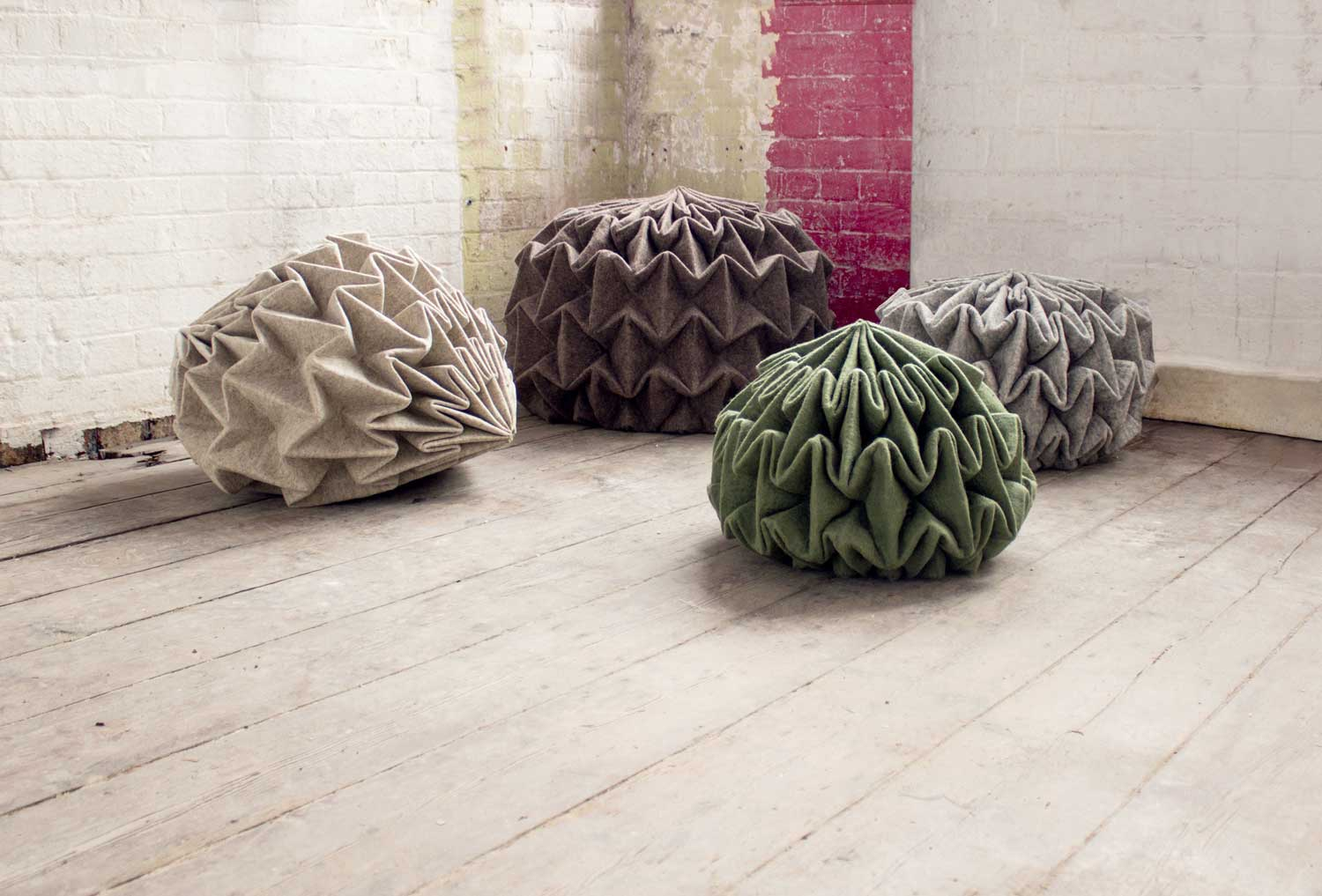 Unfolded Cones by Jule Waibel | Yellowtrace