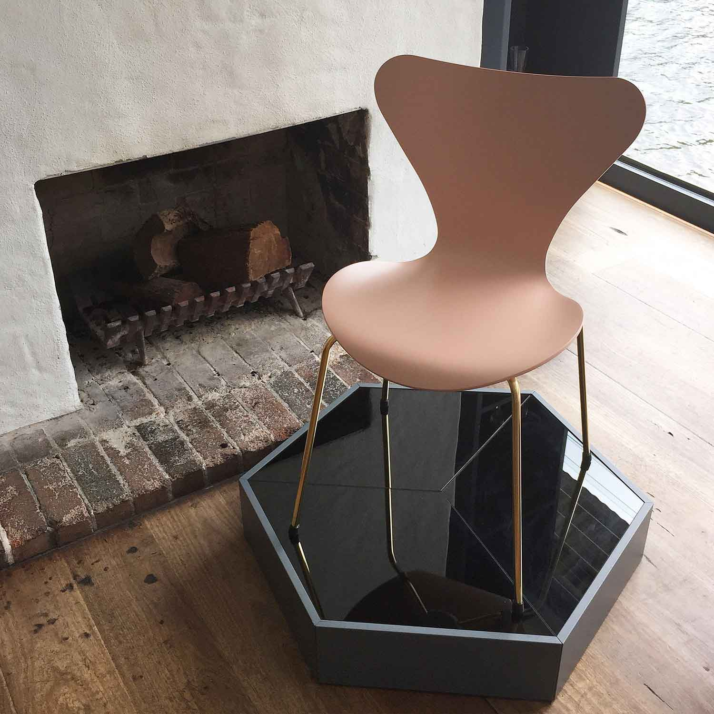 60th anniversary of fritz hansen s series 7 chair